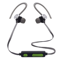 Moki Exo Active Bluetooth Sports Earbud Black