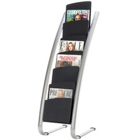 Alba Brochure Floor Stand 6 Tier Single