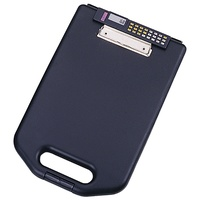 Celco Storage Clipboard With Calculator