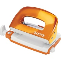 Leitz Nexxt Series Hole Punch Wow 2 Hole 30 Sheet Orange