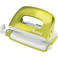 Leitz Nexxt Series Hole Punch Wow 2 Hole 30 Sheet Green