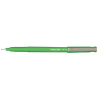 Artline 200 Fineliner Pen Bright 0.4mm Green
