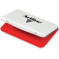 Artline EHJ3 Premium Stamp Pad No 1 Red