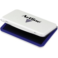 Artline EHJ3 Premium Stamp Pad No 1 Blue