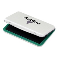 Artline EHJ3 Premium Stamp Pad No 1 Green