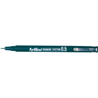 Artline 235 Tech Drawing Pen 0.5mm Black