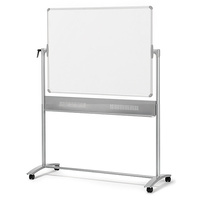 Nobo Mobile Whiteboards Reversible Magnetic 1200X900mm