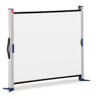 Nobo Projection Screen Desktop 1040X750mm Portable