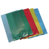 Marbig Ultra Letter Files A4 Assorted