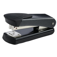 Rexel Matador Stapler Half Strip Black