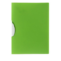 Marbig Swing Clip Report Cover Lime