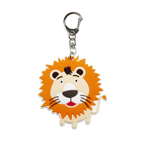 Rexel ID Key Ring Lion