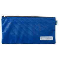 Celco Pencil Case Blue with Name Panel