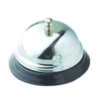 Esselte Counter Bell Chrome