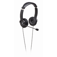 Kensington Over Ear Headphones Hi Fi Headset with Microphone