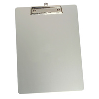 Marbig Aluminium Clipboard A4 With Clip
