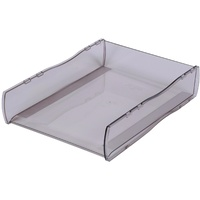 Esselte Nouveau Document Tray Smoke