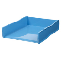 Esselte Nouveau Document Tray Marine Blue