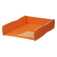 Esselte Nouveau Document Tray Orange
