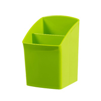 Esselte Nouveau Pencil Cup Lime Green