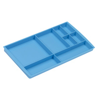 Esselte Nouveau Drawer Tidy Marine