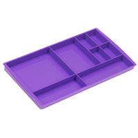 Esselte Nouveau Drawer Tidy Purple