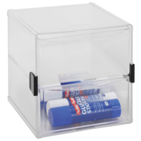 Esselte Modular System 6X6 Cube 2 Draw Clear