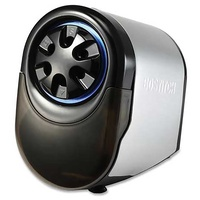 Bostitch Quietsharp Glow Electric Pencil Sharpener 6 Hole