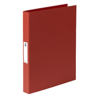 Marbig Deluxe Ring Binder A3 3D 32mm Red