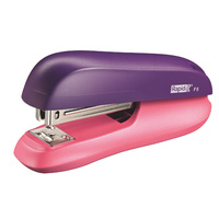 Rapid F6 Funky Stapler Half Strip 20 Sheet Purple/Pink