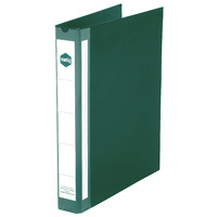 Marbig Enviro Deluxe Binders A4 2D Ring 25mm Green