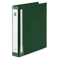 Marbig Enviro Deluxe Binders A4 2D Ring 38mm Green