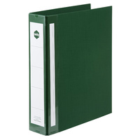Marbig Enviro Deluxe Binders A4 2D Ring 50mm Green