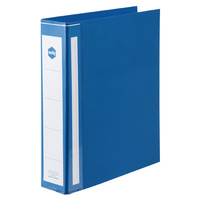 Marbig Enviro Deluxe Binders A4 4D Ring 50mm Blue