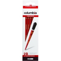 Columbia Copperplate Pencil Hexagon 2B
