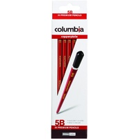 Columbia Copperplate Pencil Hexagon 5B