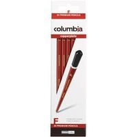 Columbia Copperplate Pencil Hexagon F