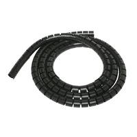 Kensington Cable Manager Cable Tube 203cm Black
