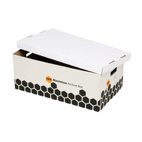 Marbig Archive Box Maximiser With Lid 390X6200X260
