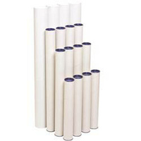Marbig Mailing Tubes 90x850mm Pk4