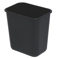 Marbig Enviro Waste Paper Bin 100% Recycled 12 Litre Black