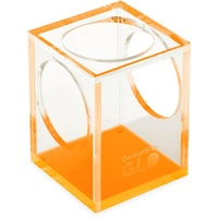 Colourhide Glo Pen Cup Orange