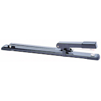 Marbig Long Arm Stapler 315mm Reach Black