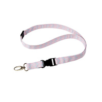 Rexel Canvas Breakaway Lanyards - Sprinkles