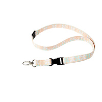 Rexel Canvas Breakaway Lanyards - Cross Stitch