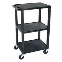 Tuffy Utility Cart Cart Excl Cabinet