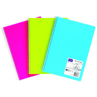 Derwent Visual Art Diary Bright Colour A4 Assorted