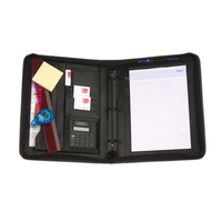 Rexel Drop Handle Attache Case Black