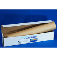 KleenKopy Kraft Paper Roll KPKK50070, 500mm x 70m in Dispenser
