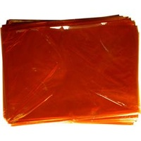 Rainbow Cellophane 750mmx1m Orange